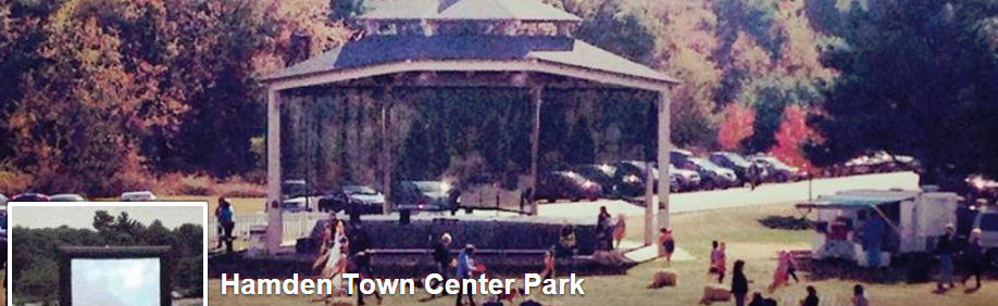 Hamden Town Center Park Events