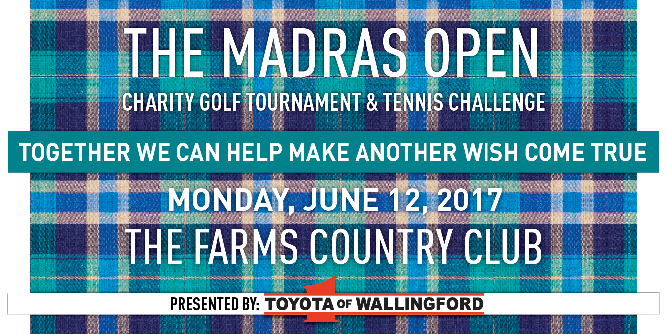 The MadrasOpen Charity Golf & Tennis Tourney