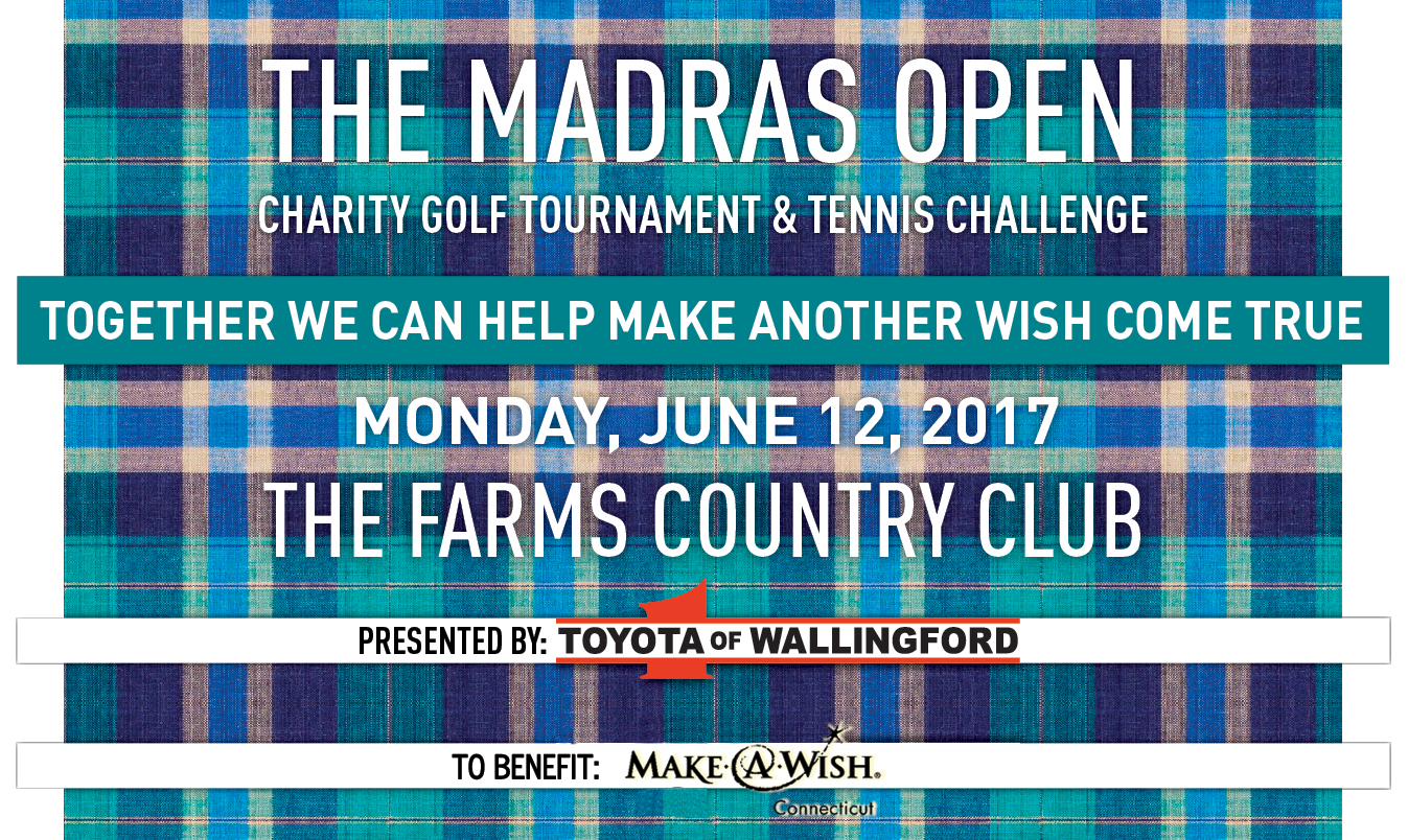 The Madras Open Charity Golf & Tennis Tourney