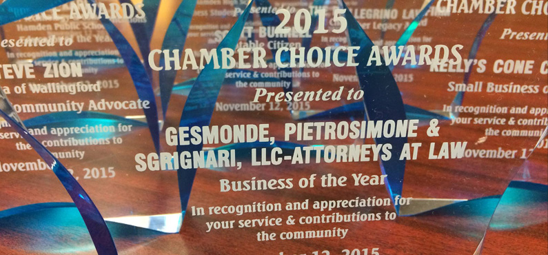 2015 Chamber Choice Awards