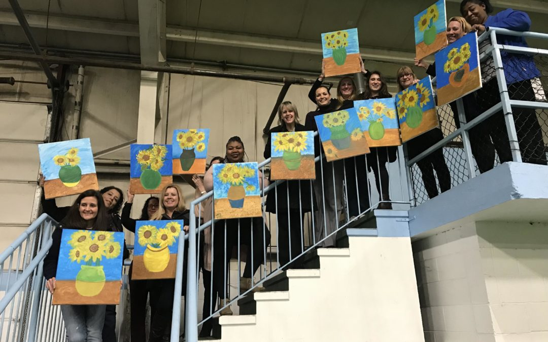 Paint Night at CFC Arena Bar & Grill – Feb. 27