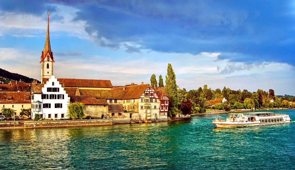 The Rhine River Cruise – The Netherlands – Germany – France – Switzerland, September 2020